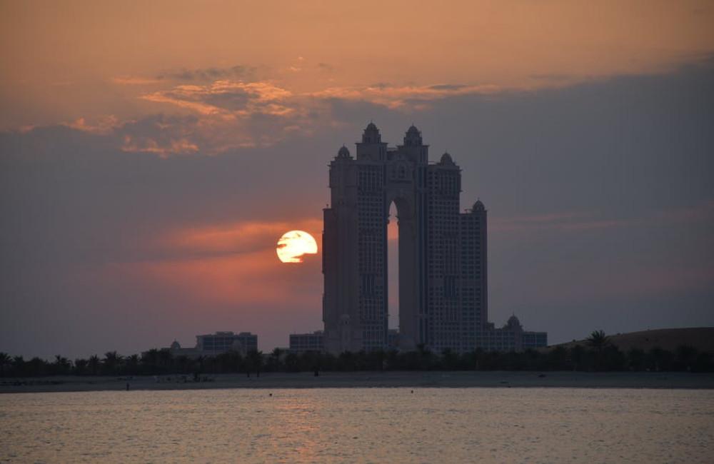 Een vakantie naar Abu Dhabi